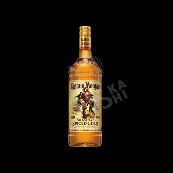 Captain Morgan spiced gold 1