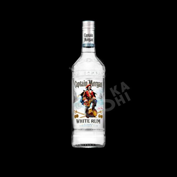 Captain Morgan white 1