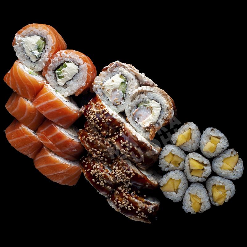 """Сет """"от Шефа"""" – Maska-Sushi"""