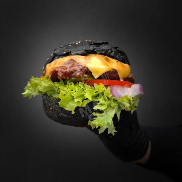 Бургер с Мраморной Говядины 1